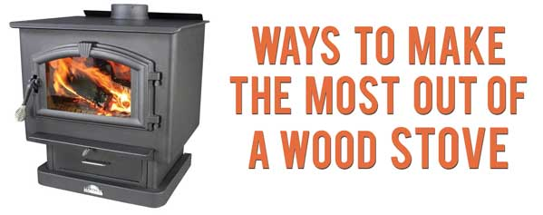 use wood stove