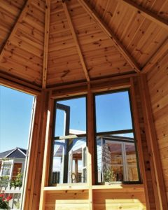 How to insulate a shed - Framing