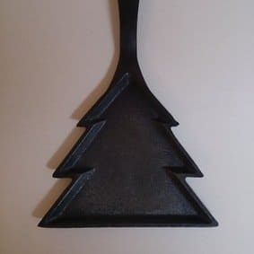 Christmas Tree Cast Iron