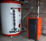 Накопительный бак для котла отопления – Теплоаккумулятор для котлов отопления своими руками