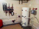 Схема подключения бака косвенного нагрева – Схема обвязки бойлера косвенного нагрева: специфика монтажа