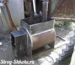 Как сделать печь топи мойся – Как сделать железную печь для бани