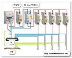 Схема подключения узо в щитке – Тонкости подключения автоматов и УЗО в щитке: нюансы монтажа + схемы