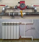 Установка байпаса – Как установить байпас в систему отопления – варианты и правила установки