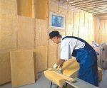 Утеплители стен внутри дома – выбор утеплителя и его монтаж